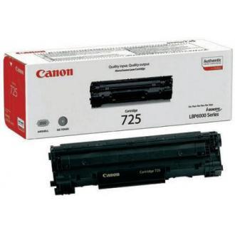 Картридж Canon 725 для i-SENSYS MF3010/<wbr>LBP-6000/<wbr>6020/<wbr>6030, черный - Officedom (1)