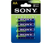 Батарейки Sony, AA/LR6, 4 шт/уп ЭКО | OfficeDom.kz