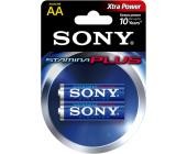 Батарейки Sony, AA/<wbr>LR6, 2 шт/<wbr>уп | OfficeDom.kz