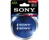 Батарейки Sony, AAA/LR3, 2 шт/уп | OfficeDom.kz