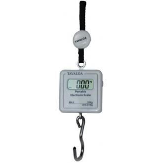 Весы ручные электронные Tavalga, до 25 кг - Officedom (1)