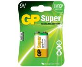 Батарейки GP Super Alkaline 1604A, 9V, 1 шт/<wbr>уп | OfficeDom.kz