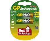 Аккумуляторы GP АA, NH-2700 мАh, 2 шт/уп | OfficeDom.kz