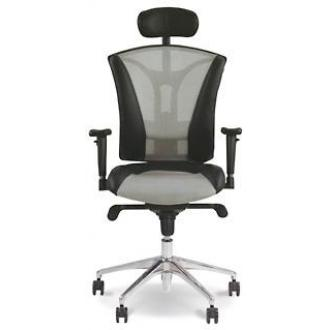 Кресло офисное PILOT R HR OH/<wbr>5, C-11 LE-A, черный - Officedom (1)