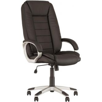 Кресло для руководителя DAKAR, черный - Officedom (1)