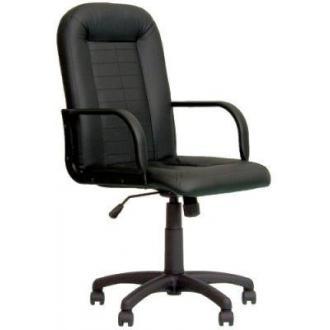 Кресло для руководителя MUSTANG, ECO-30, черный - Officedom (1)