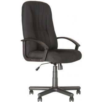 Кресло для руководителя CLASSIC, C-11, черный - Officedom (1)