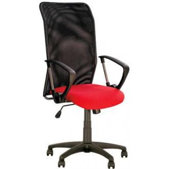 Кресло офисное INTER C-11, черный - Officedom (1)