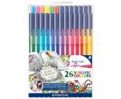Фломастеры Staedtler Triplus color, 26 цветов (323TB26) | OfficeDom.kz
