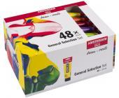 Набор акриловых красок, AMSTERDAM STANDART, 48*20 мл, | OfficeDom.kz