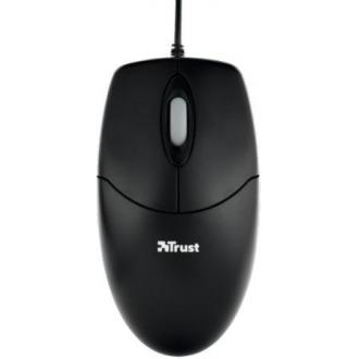 Мышь компьютерная TRUST Optical, USB, черный - Officedom (1)