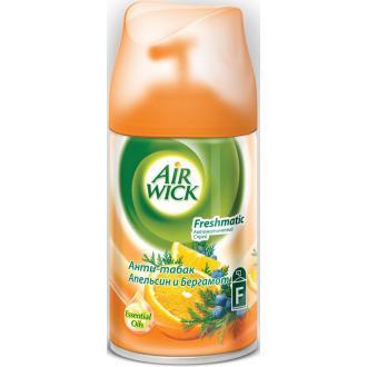 Картридж д/<wbr>авт. освеж. воздуха Air Wick Анти-табак Апельсин и бергамот, 250 мл - Officedom (1)
