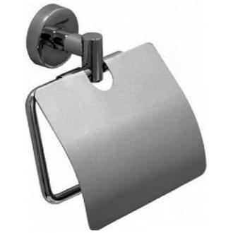 Держатель для туалетной бумаги Аквалиния F015, хром - Officedom (1)