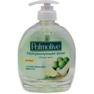 Мыло жидкое Palmolive Нейтрализующее запах, 300 мл - Officedom (1)