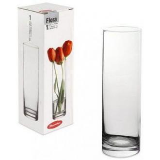 Ваза стеклянная Pasabahce Flora, 26,5х6х7,8 см (PSB 43767) - Officedom (1)