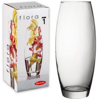 Ваза стеклянная Pasabahce Flora, 26х7х8,2 см (PSB 43966) - Officedom (1)