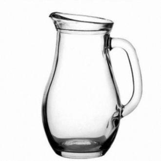 Кувшин для воды Side, 0,5л, стеклянный (PSB 80101) - Officedom (1)
