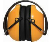 Наушники противошумные складные, желтый | OfficeDom.kz