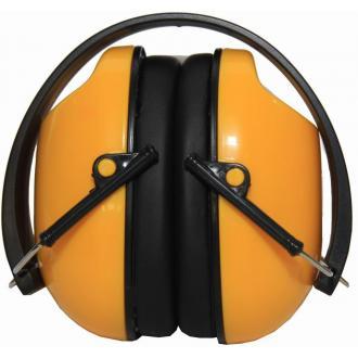 Наушники противошумные складные, желтый - Officedom (1)