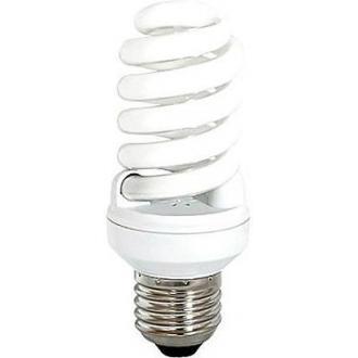 Лампа энергосберегающая Технолайт Spiral Tiny E27, 15 Вт, 860K, холодный белый свет - Officedom (1)