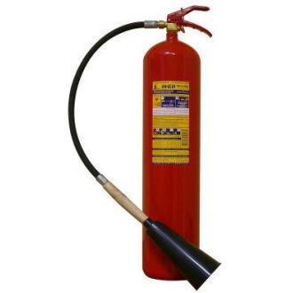 Огнетушитель углекислотный ОУ-5 - Officedom (1)