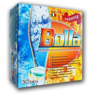 Таблетки для посудомоечных машин BOLLA, 30 шт/<wbr>упак - Officedom (1)