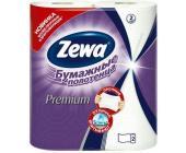 Бумажные полотенца Zewa Premium, 2 слоя, 2 рул./<wbr>упак, белые | OfficeDom.kz