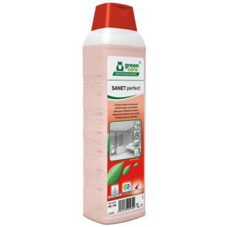 Очиститель санитарный кислотный SANET PERFECT, 1 л - Officedom (1)