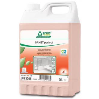 Очиститель санитарный SANET PERFECT, 5 л - Officedom (1)