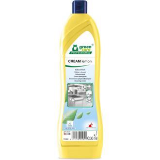 Молочко чистящее универсальное CREAM LEMON, 650 мл - Officedom (1)