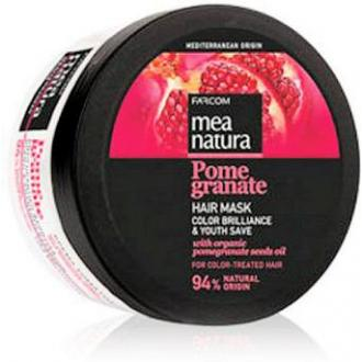 Маска MEA NATURA POMEGRANATE для всех типов волос, 250 мл. - Officedom (1)