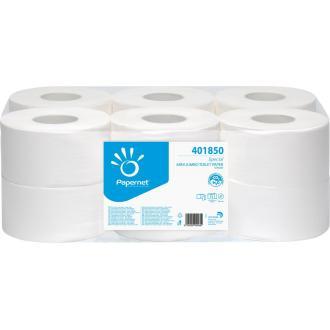 Бумага туалетная mini jumbo 2 слоя, 170 м - Officedom (1)