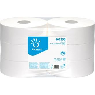 Бумага туалетная maxi jumbo 2 слоя, 247 м - Officedom (1)