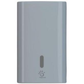 Держатель для листовой/<wbr>рулонной туалетной бумаги, 265х135х165, серебро - Officedom (1)