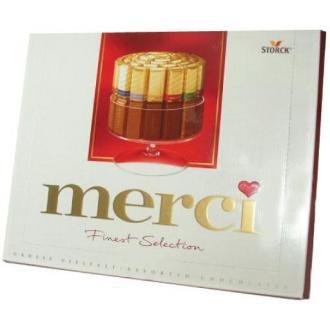 Набор конфет Merci Dark, 250 гр - Officedom (1)