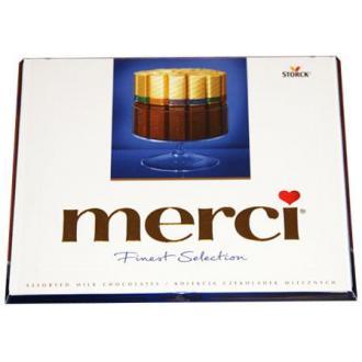 Набор конфет Merci Milk, 250 гр - Officedom (1)