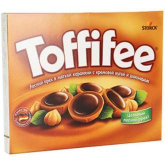 Набор конфет Toffifee, 250 гр - Officedom (1)