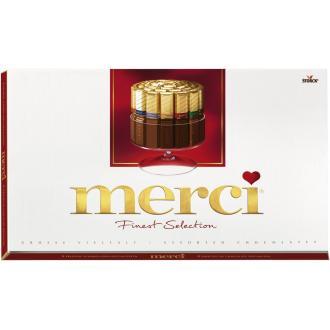 Набор конфет Merci ассорти, 400 гр - Officedom (1)