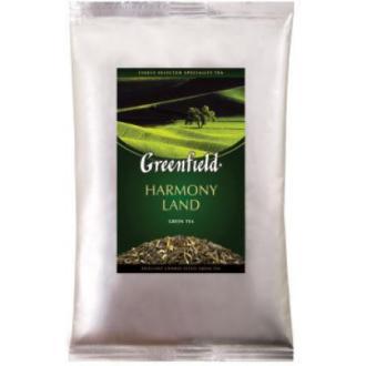Чай зеленый Gf Harmony Land, китайский, крупнолистовой, 250 гр - Officedom (1)