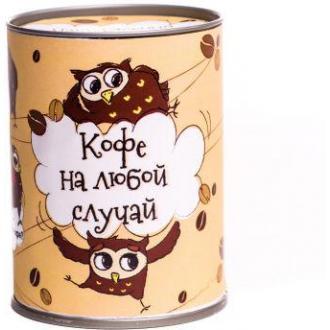 """Кофе подарочный """"На любой случай"""", 100 г - Officedom (1)"""