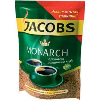 Кофе Jacobs Monarch, 75 г, вакуумная упаковка - Officedom (1)