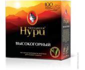 Чай черный Принцесса Нури Высокогорный, 100 х 2 г, в пакетиках | OfficeDom.kz