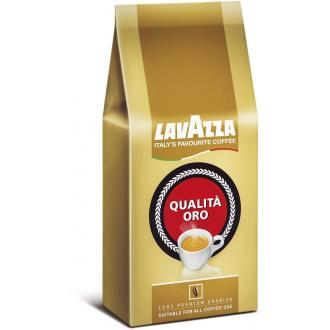 Кофе в зернах Lavazza Qualita Oro, 250 гр - Officedom (1)