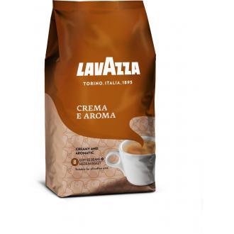 Кофе в зернах Lavazza Crema & Aroma, 1 кг - Officedom (1)