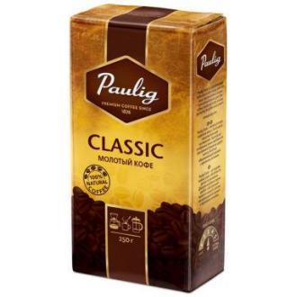 Кофе молотый Paulig Классик в пакете, 250гр - Officedom (1)