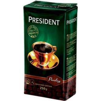 Кофе молотый Paulig Президентти в пакете, 250гр - Officedom (1)