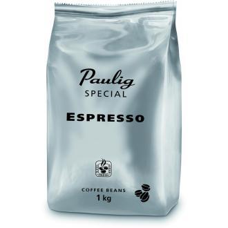 Кофе в зернах Paulig Special Espresso в пакете, 1000гр - Officedom (1)