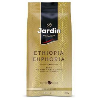 Кофе в зернах Jardin Ethiopia Euphoria, 250 гр, вакуумная упаковка - Officedom (1)