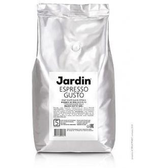 Кофе в зернах Jardin Espresso Gusto, 1000 гр, вакуум. упак - Officedom (1)