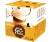 Кофе в капсулах Dolce Gusto Latte Macchiato, с молоком, 8 шт/уп